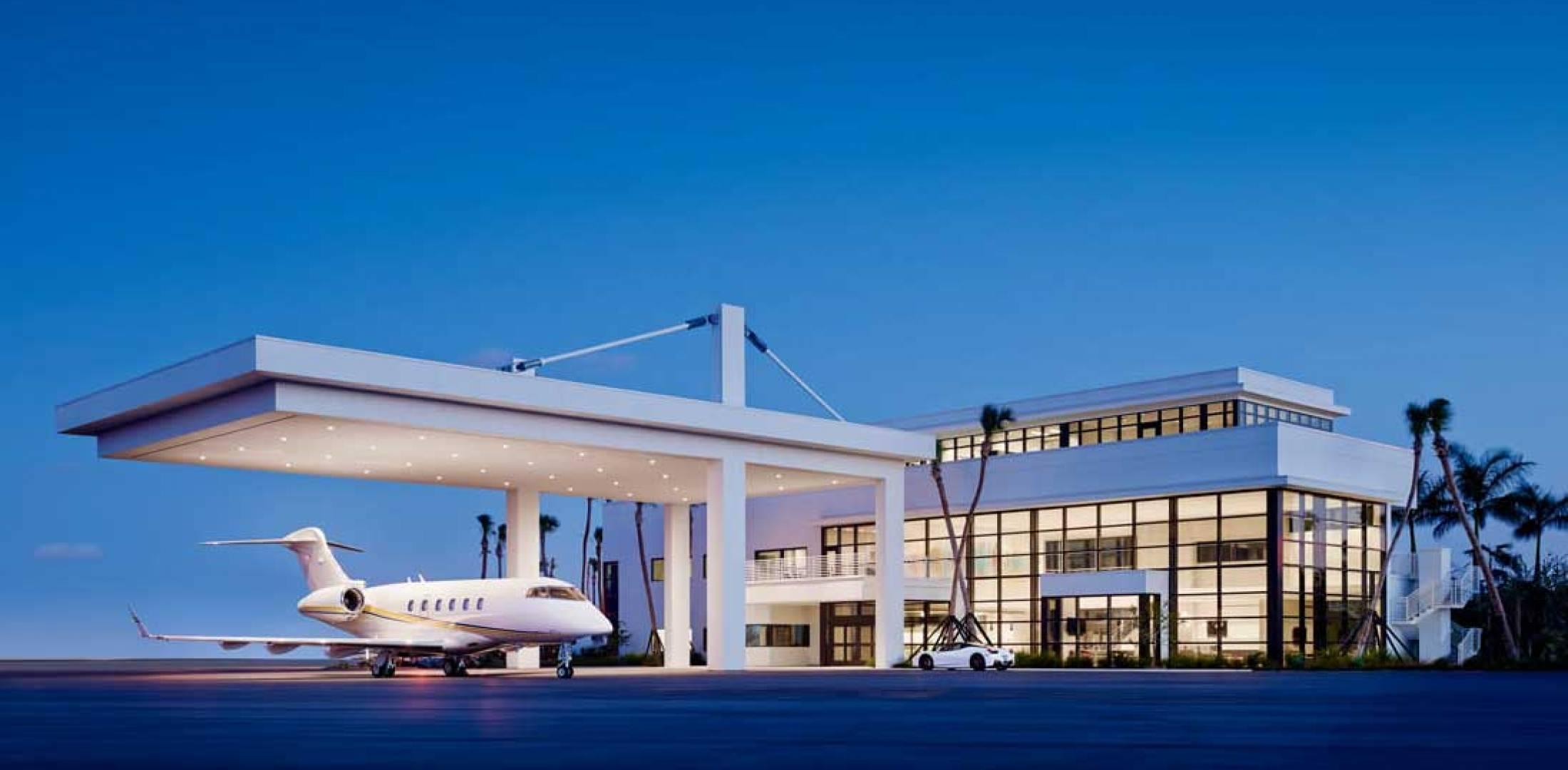 charter planes at opa locka airport